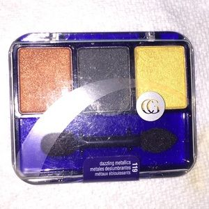Covergirl Eyeshadow Enhancers Dazzling Metallics